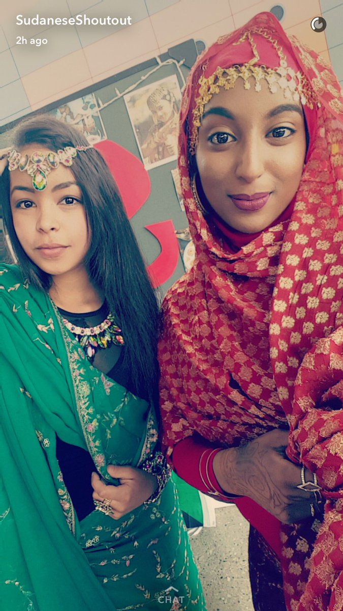 My sista is such a cutie!!!! Reppin Sudan at UT Dallas on Sudanese shoutout! Make sure to watch it ! <br>http://pic.twitter.com/4s7uR43H6H