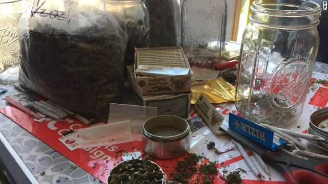 DC activists planning pot giveaway, Capitol Hill 'smoke in'