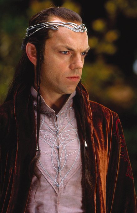 Happy Birthday to one of my biggest idols Hugo Weaving. I hope he has a great day. He deserves it.