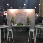 Come see us at #C17LV @booth711 All set up and ready to go!