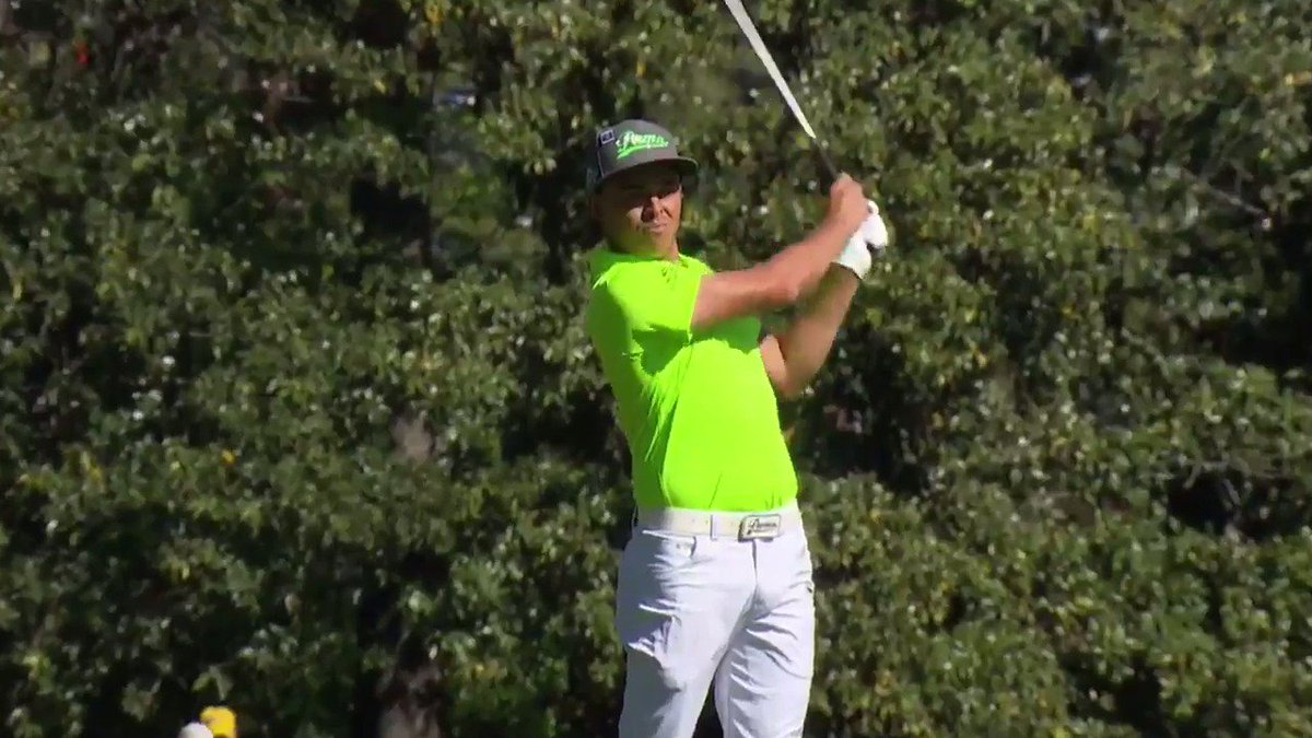 Watch @RickieFowler discuss his expectations at #themasters