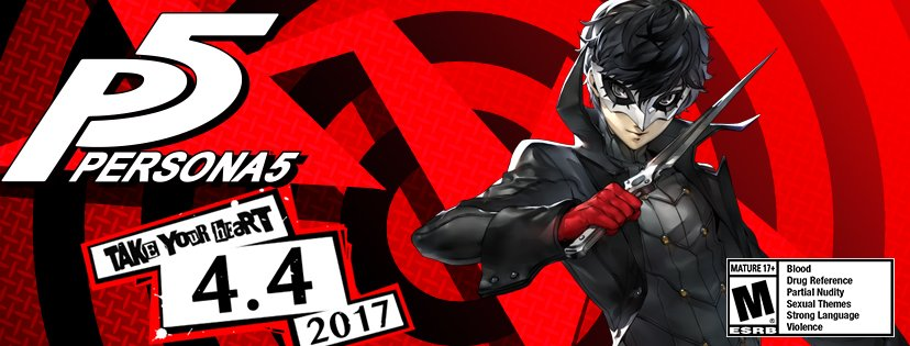 Who's ready for tomorrow? #Persona5 https://t.co/ZKqKo8Mif9