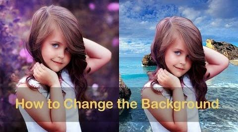 How to Change or Remove Background in Photoshop