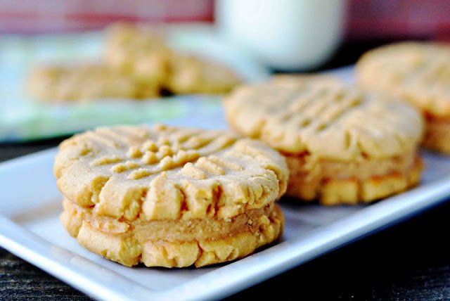 Double Decker Peanut Butter Cookies