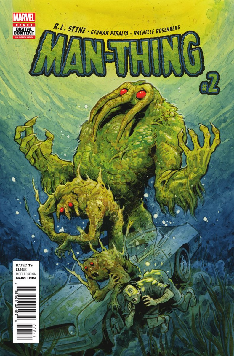 Man-Thing #2 Review - #Marvel Monday  http://www. weirdsciencedccomics.com/2017/04/man-th ing-2-review.html &nbsp; …  #manthing #marvelcomics #marvelnow #comics #comicbooks<br>http://pic.twitter.com/pd2w9VYlXF