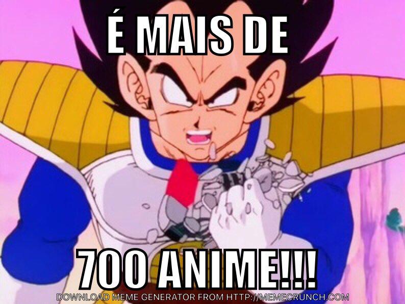 Resultado de imagem para 700 anime meme