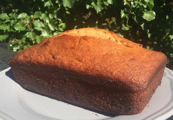 Jill's Delicious Banana Bread