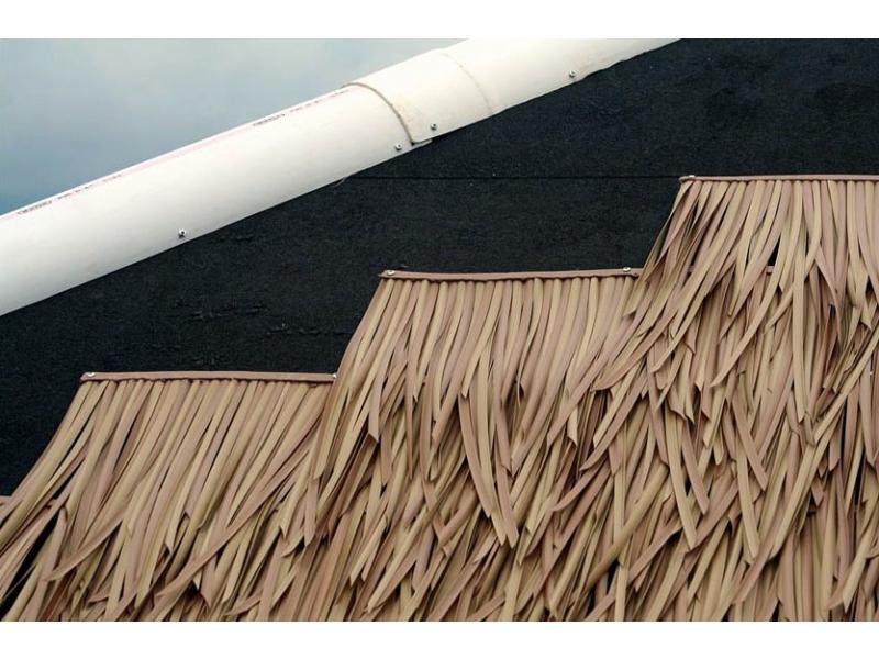 Artificial Thatch Roofs by Backyard X-Scapes. Come see a display at our San  Diego location or request a sample.