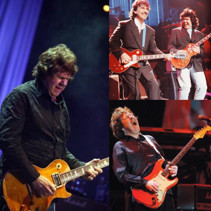 Happy Birthday, Gary Moore !