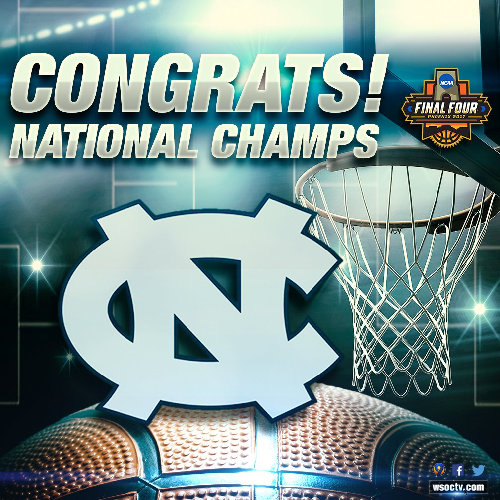 Thumbnail for NCAA Championship: Social media reacts to UNC's win over Gonzaga