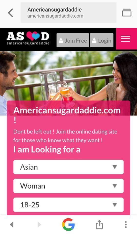 Online dating 18-25