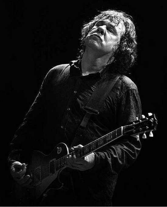 Happy Birthday to the late great Gary Moore! Still got the blues