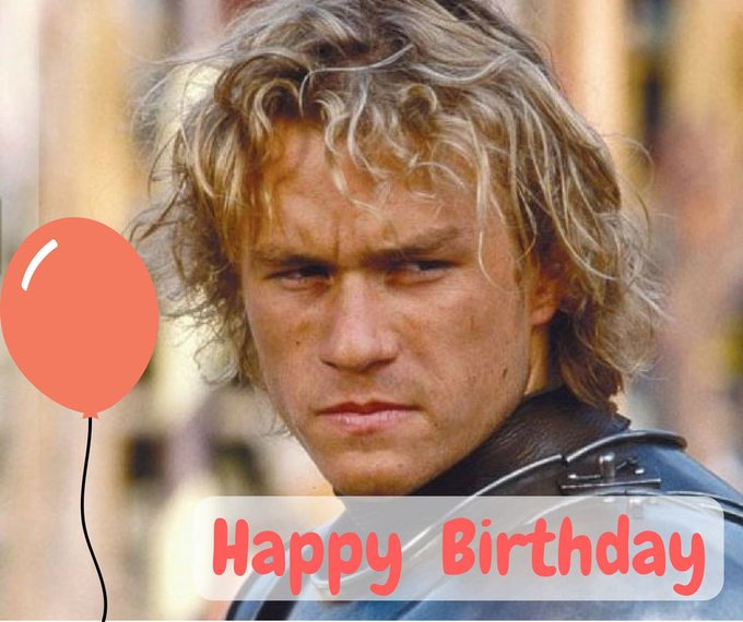 Happy birthday to forever legend Heath Ledger. What\s your favourite of his films?
