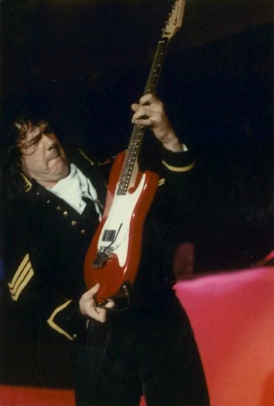 Gary Moore, HAPPY BIRTHDAY! I miss you so much! Thanks for being a huge inspiration!
