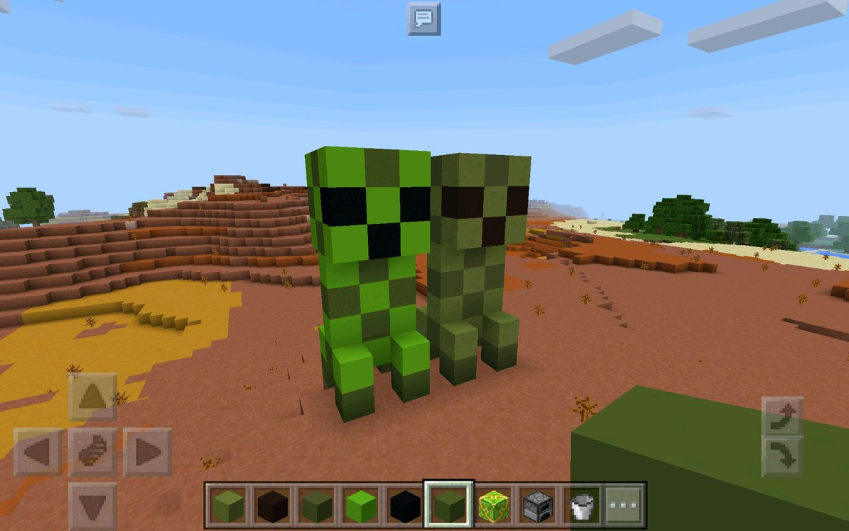 Mcpe beta 15 on twitter heres the differences between clay mcpe beta 15 on twitter heres the differences between clay blocks and concrete blocks in mcpe 11 the new blocks look so much cleaner to build with sciox Image collections
