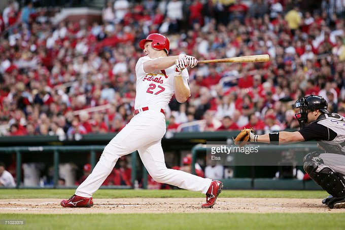 Happy Birthday to Scott Rolen, who turns 42 today!