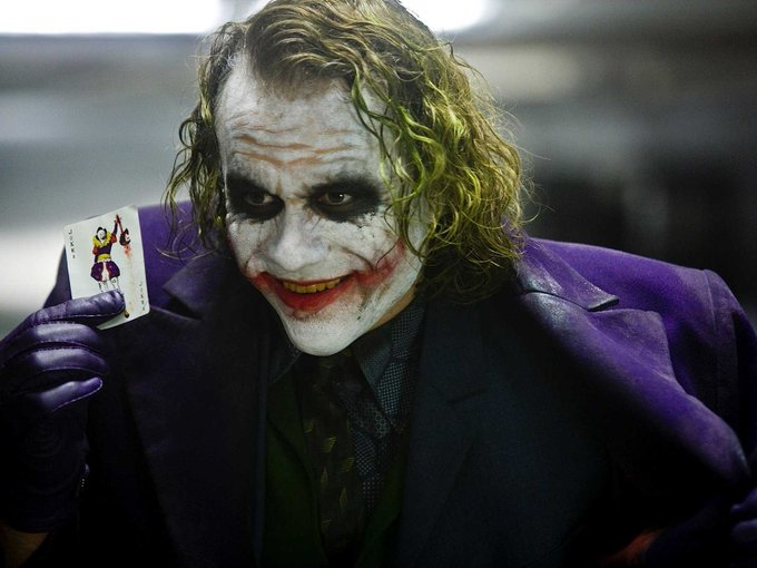 Happy Birthday to Heath Ledger, who would have turned 38 today!