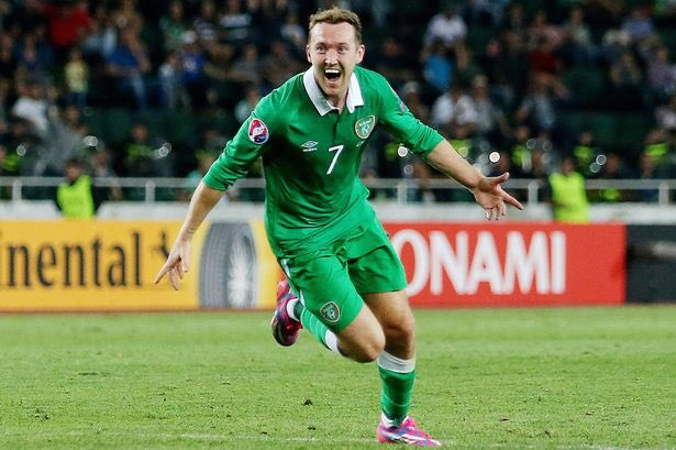 Happy 31st Birthday Aiden McGeady. 88 caps/5 goals in green.