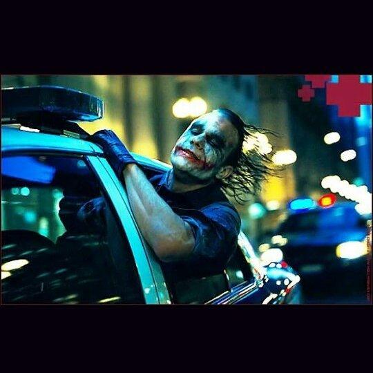 Happy Birthday Heath Ledger joker Forever