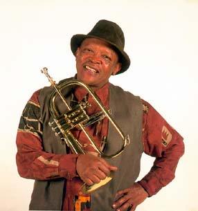 Happy Birthday to the Legendary Hugh Masekela