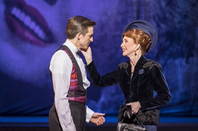 Happy Birthday Jane Asher! Currently starring in An American in Paris at the Dominion
