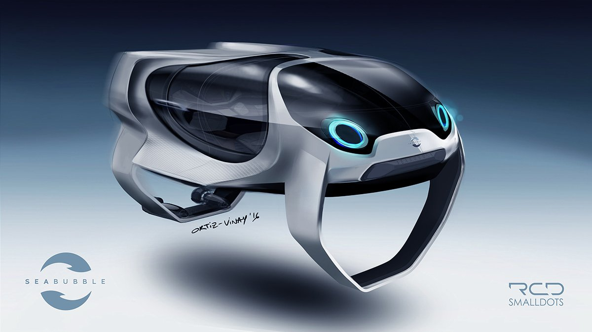 First pics & videos of the revolutionary @SeaBubbles hydrofoil craft coming to Paris in 2017 https://t.co/VBXZrFTKsF #H2020 #researchimpact https://t.co/9TErPTPyTg