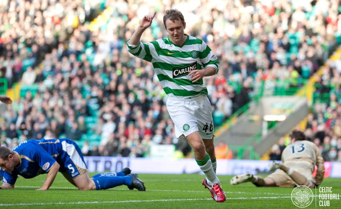 Happy Birthday to former Celt, Aiden McGeady!