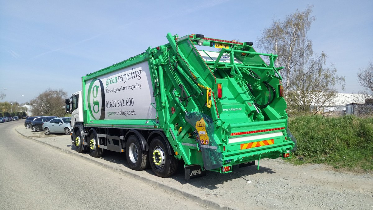 Green Recycling on Twitter: \
