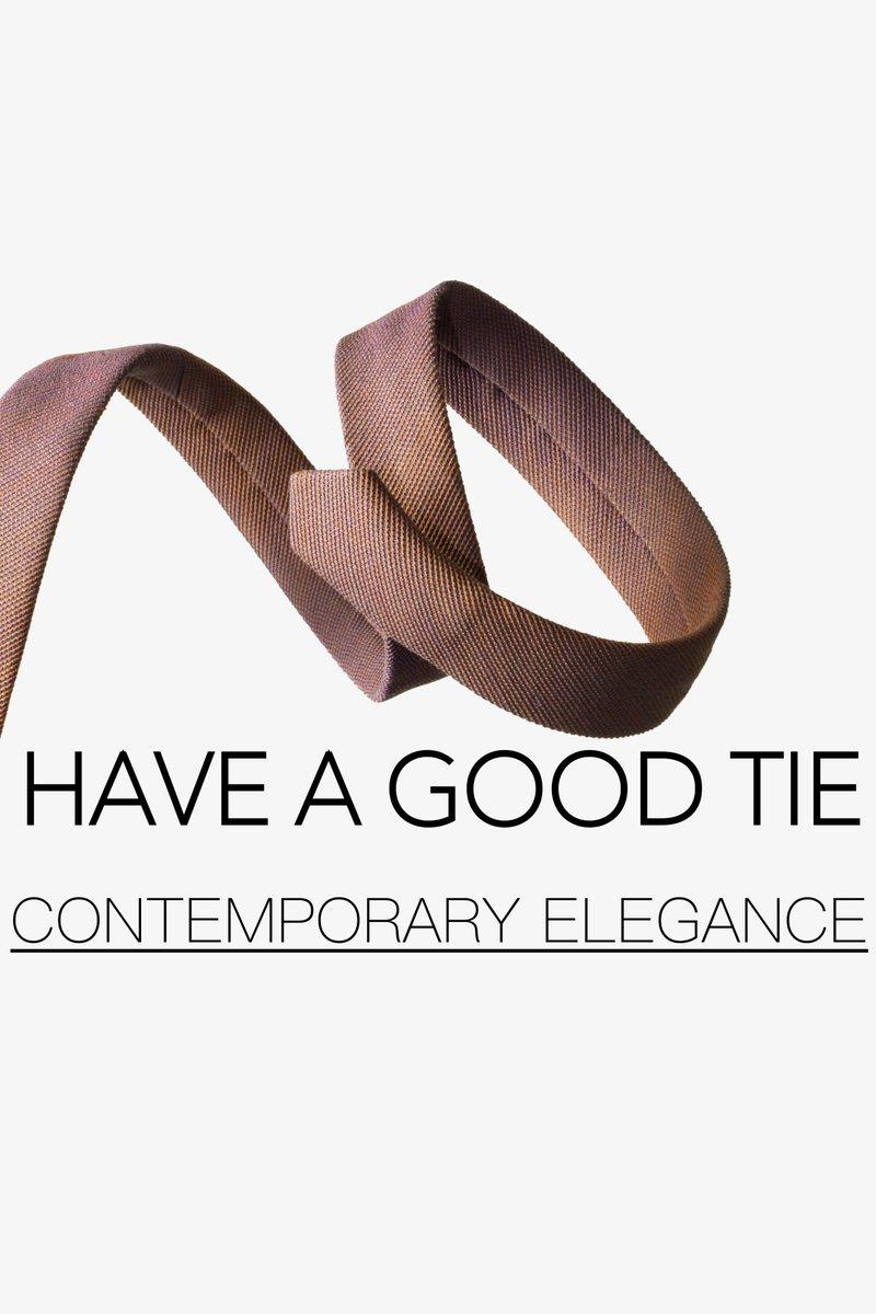 FATE UN NODO ALLA CRAVATTA vi aspetto alla #designweek per conoscere #haveagoodtie le cravatte di design! sul blog https://t.co/XpnI8SVsbt https://t.co/f4WZHy2cJe