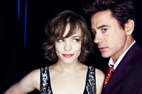 Happy Birthday to Rachel\s co-star, Robert Downey Jr!
