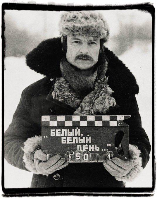 Happy birthday to the master of cinematic poetry, Andrei Tarkovsky!