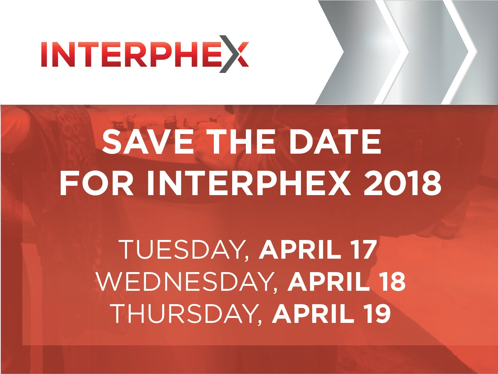 INTERPHEX on Twitter: