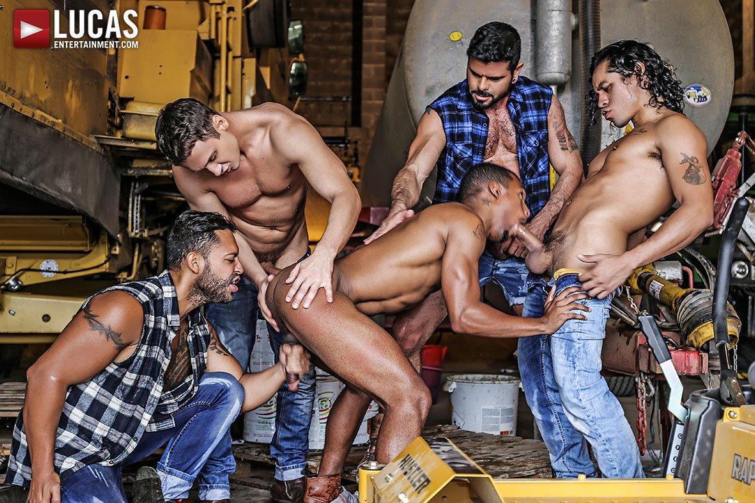 Big tits gang bang pics vids-2451