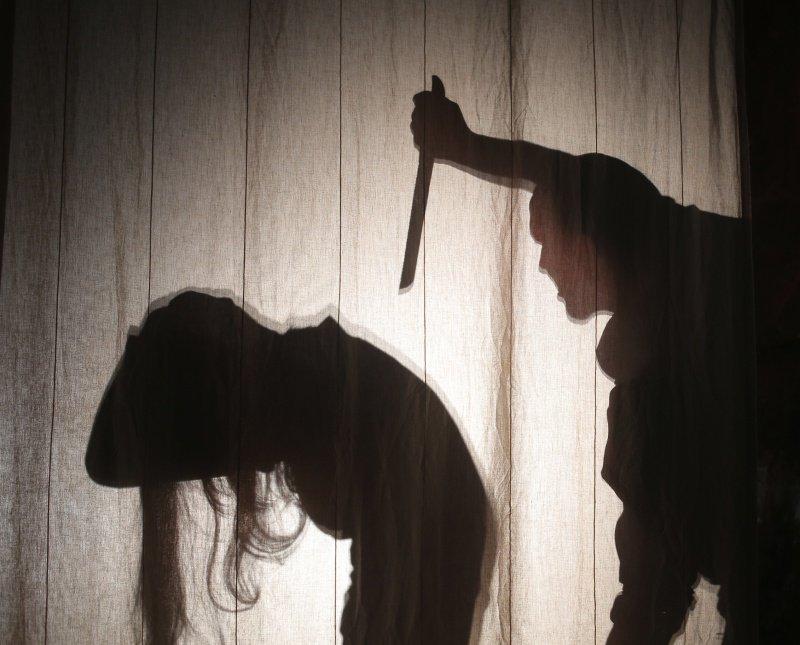 Картинки спину нож