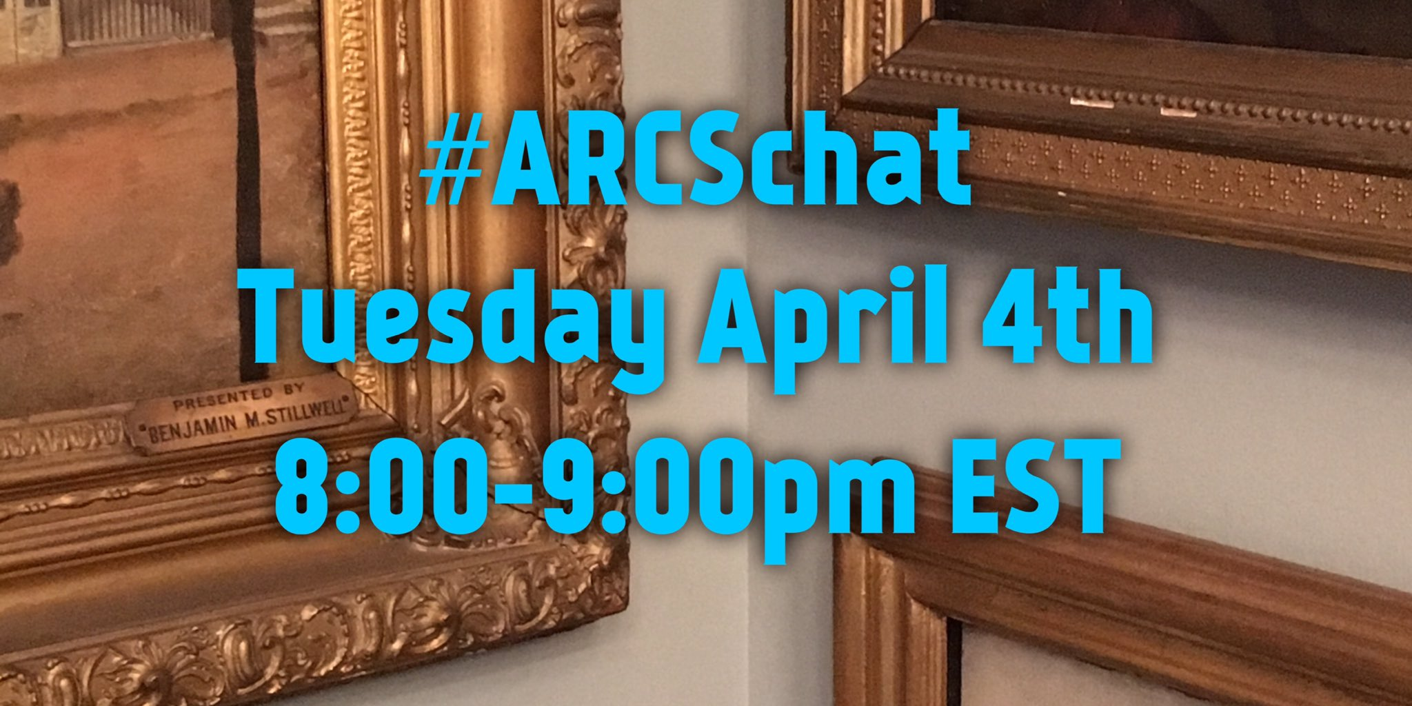 Thumbnail for #ARCSchat 04 April 2017 - Interns and Internships