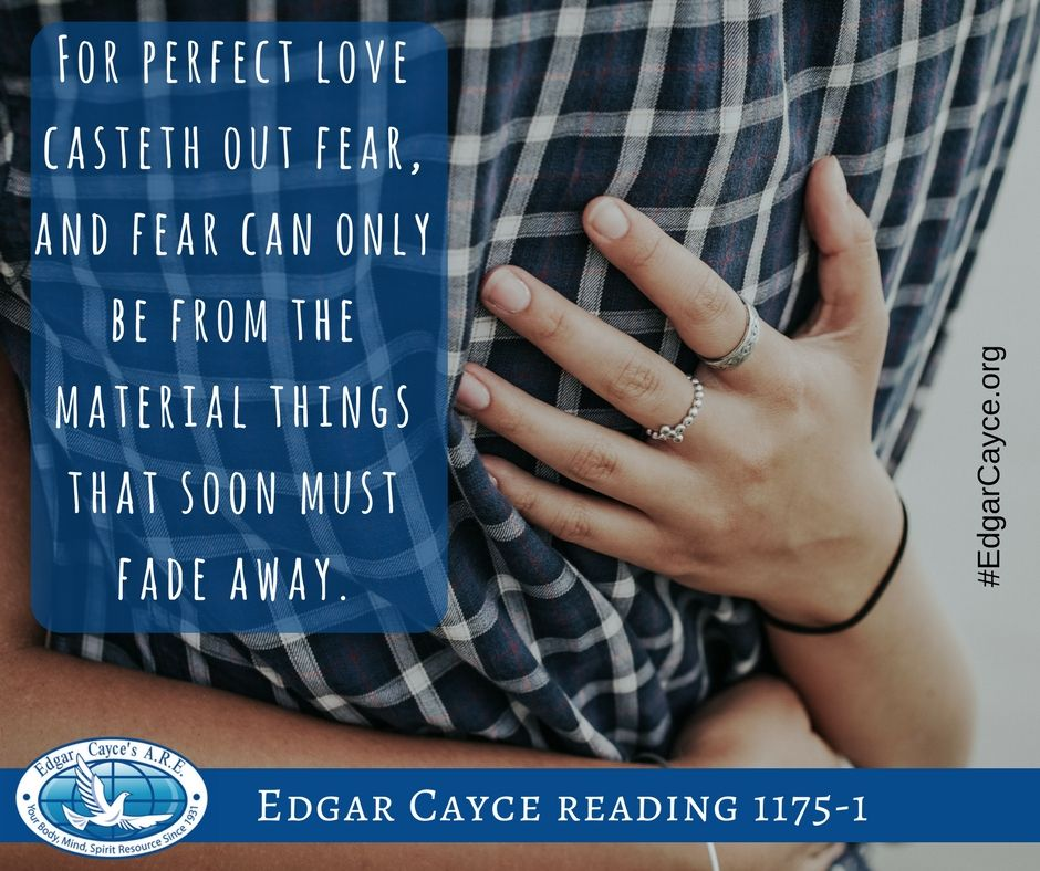 Edgar Cayce On Love