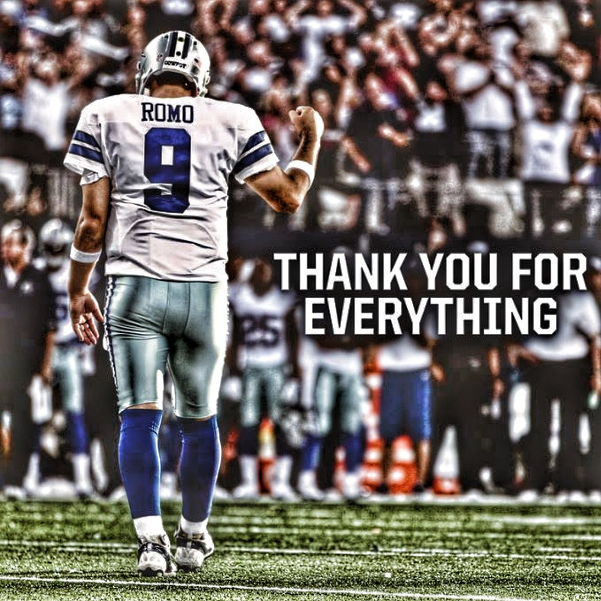 Tony Romo plans to retire from football, go into broadcasting https://t.co/pDgrztcESM