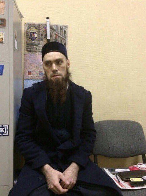 Российские СМИ опубликовали изображение второго подозреваемого в терактах в питерском метро - Цензор.НЕТ 3204