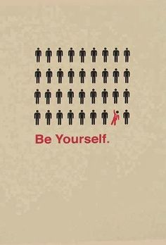 Quote of the week: Be different, Be yourself ! #Motivation #BeDifferent #DoWhatYouLike #ThinkOutOfTheBox <br>http://pic.twitter.com/zKiinmeUrR