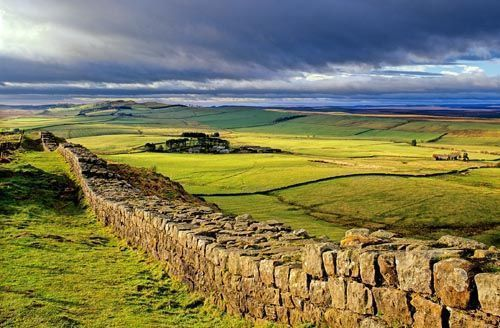 Hadrian's Wall https://t.co/RQhbdKxn5N