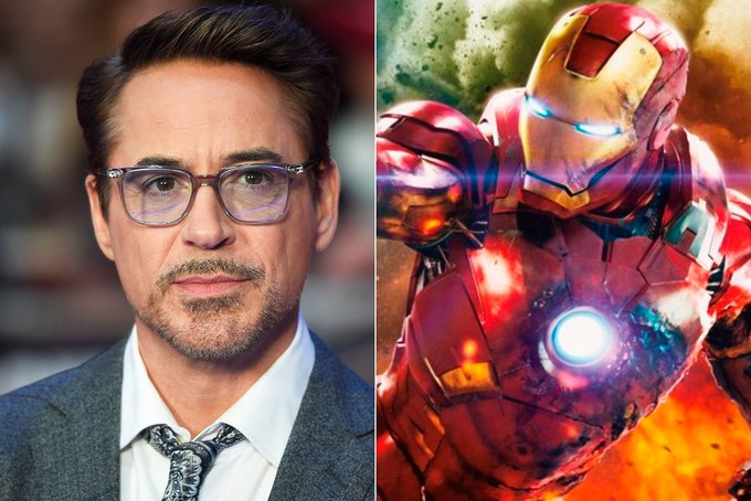 Happy 52nd Birthday to Robert Downey Jr.! The actor who played Iron Man.