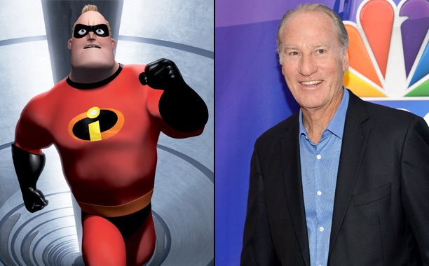 Happy birthday to Mr. Incredible, Craig T. Nelson!