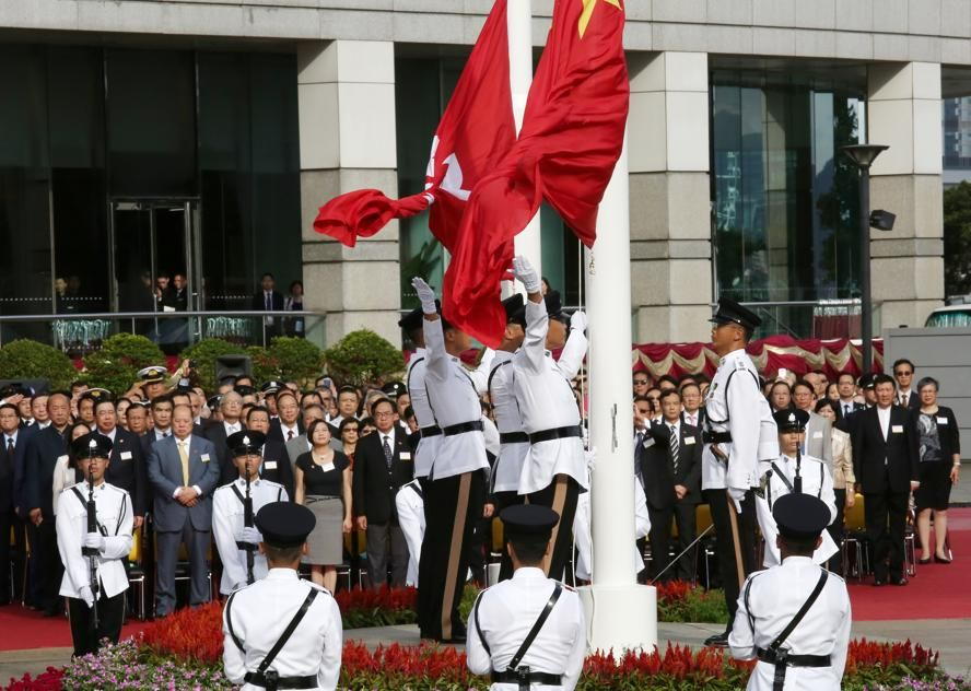 Hong Kong government to spend HK$640 million to celebrate 20th anniversary of handover