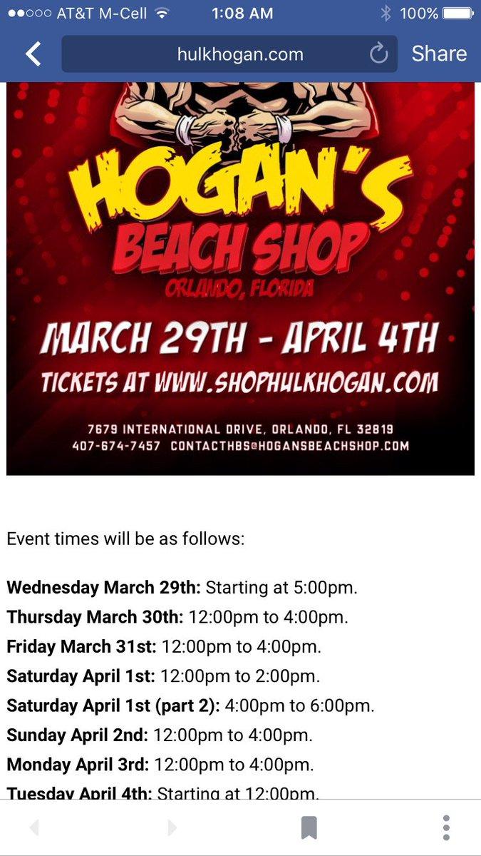 hogan beach shop twitter