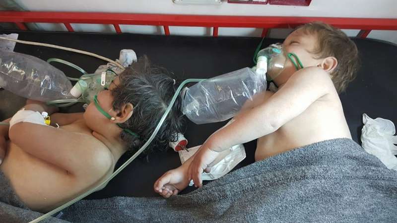 Из-за применения химического оружия в Сирии на заседание собирается Совбез ООН - Цензор.НЕТ 1733