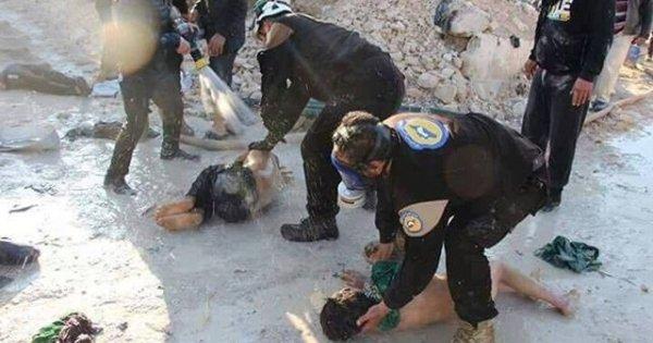 Асадовские войска применили в Сирии химическое оружие - погибло 58 человек, среди которых 11 детей, -  Reuters - Цензор.НЕТ 9098