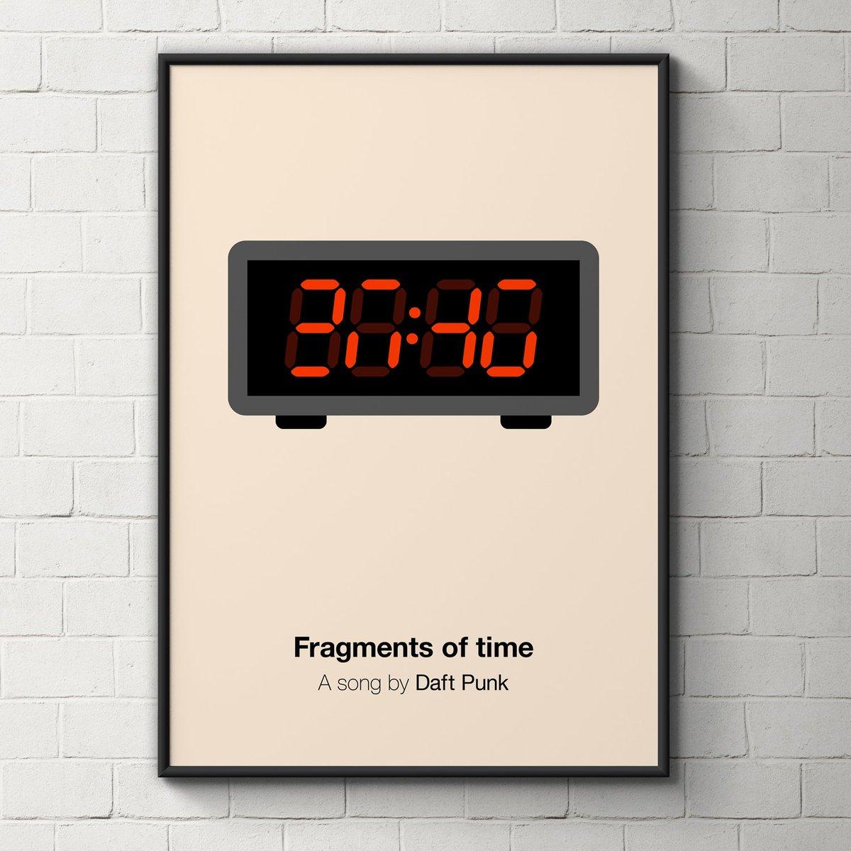 Viktor Hertz On Twitter Daft Punk Fragments Of Time Daftpunk
