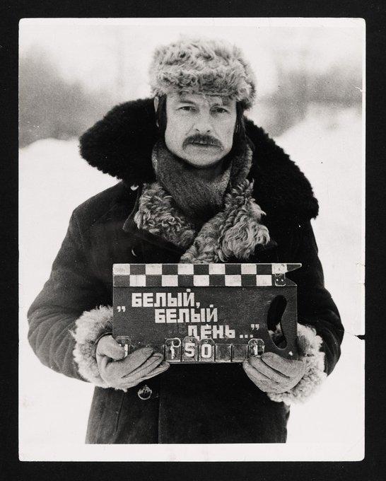 Happy birthday to the great Andrei Tarkovsky.