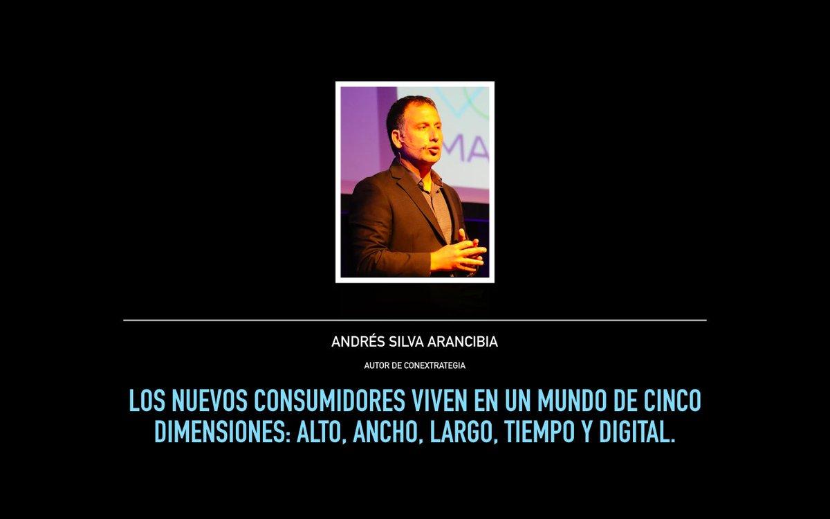 Vivimos en un mundo de cinco dimensiones #MarketingDigital #Internet #BigData https://t.co/sYbJ0uqqle
