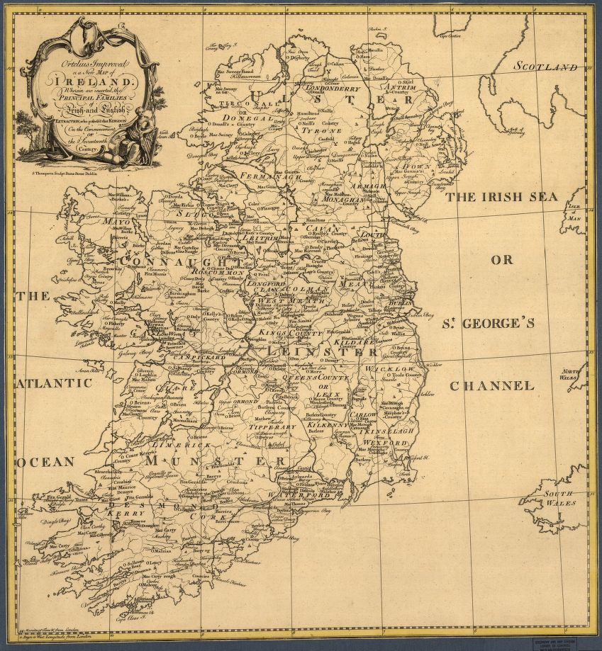 Check out this 1795 #map of #Ireland!  https://t.co/HNrt7T7zwN https://t.co/fmQT2tjvXK